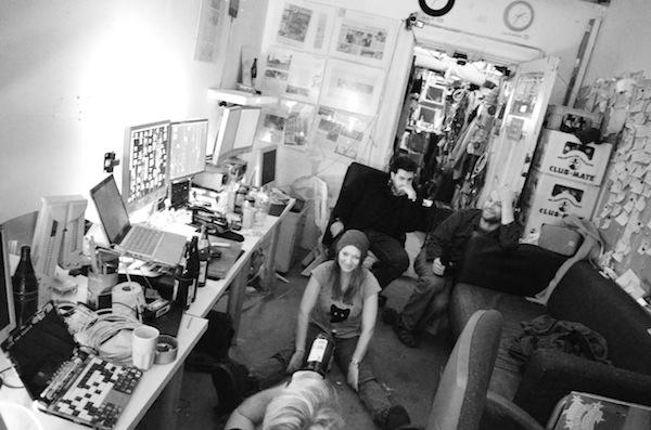 scrum fun office