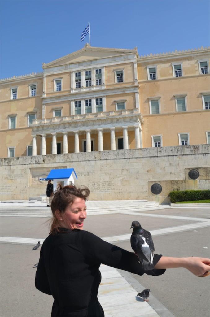 athen-parlament