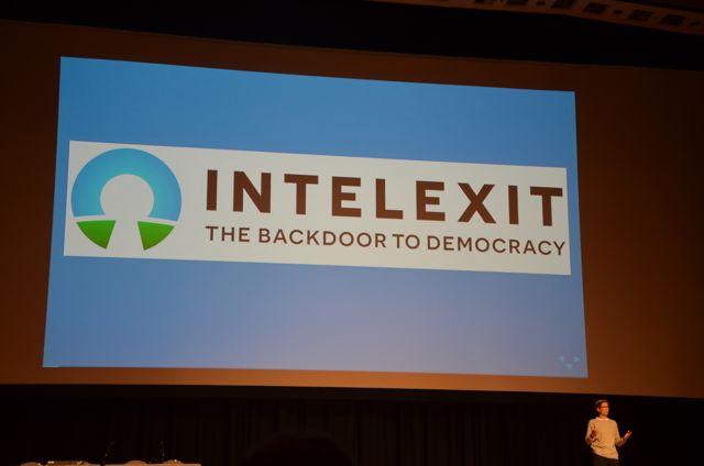 Intelexit Vortrag CCC
